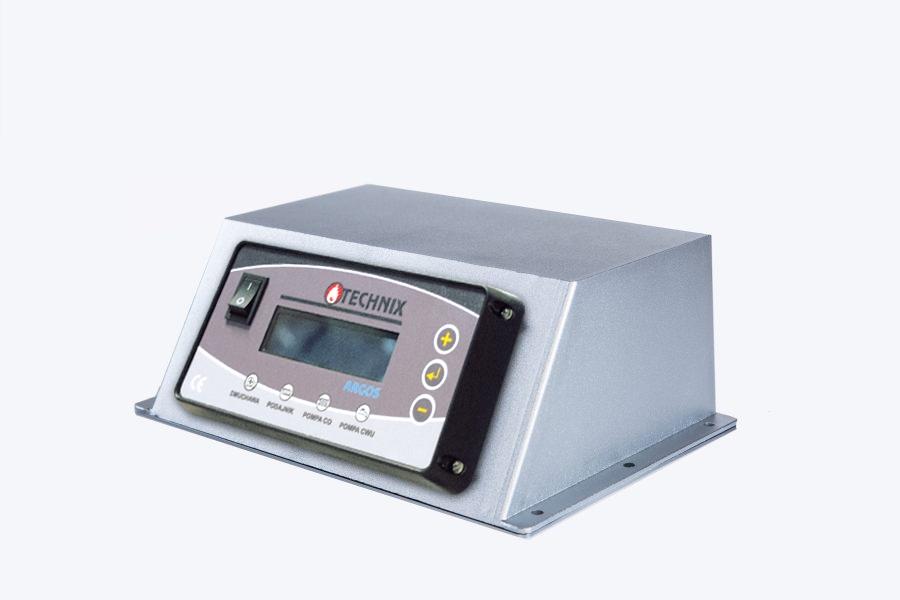 Wspólne ARGOS | Elektroniczny sterownik kotła C.O. BK-71